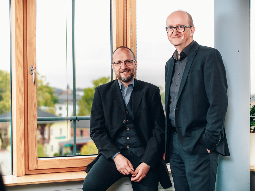 Hanns-Henrik + Jens-Uwe Vogel